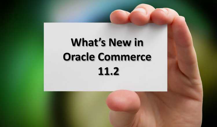 oracle commerce 11.2